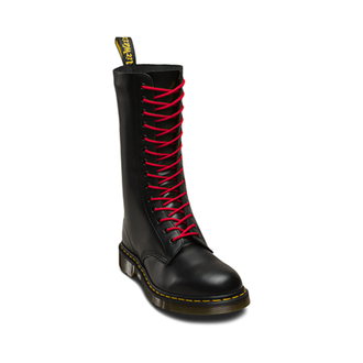Dr. Martens Cipőfűző - 210cm (12-14x fűzőlyuk) - Piros, Dr. Martens