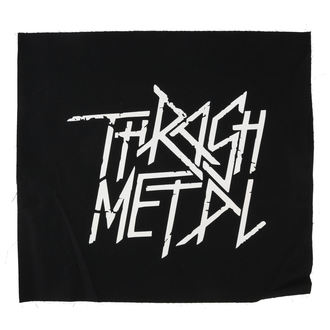 Thrash metal felvarró
