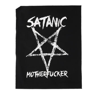 Satanic motherfucker felarró