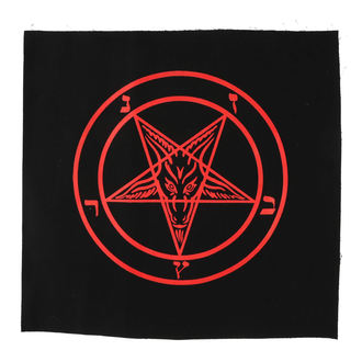 Baphomet felvarró - pentagram