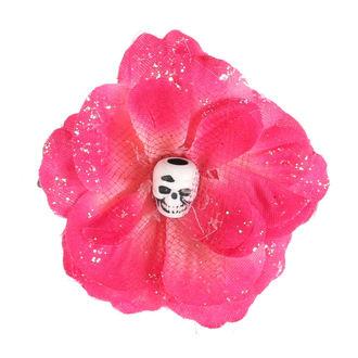 Koponya mintájú Haj Csipesz - Little Pink, NNM