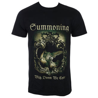 metál póló férfi Summoning - With Doom We Come - NAPALM RECORDS, NAPALM RECORDS, Summoning