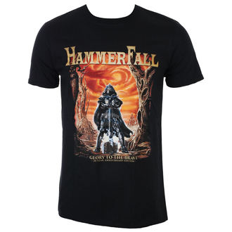 metál póló férfi Hammerfall - Glory To The Brave – 20th Anniversary Edition - NAPALM RECORDS, NAPALM RECORDS, Hammerfall