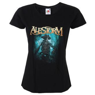 metál póló női Alestorm - No Grave But The Sea - NAPALM RECORDS, NAPALM RECORDS, Alestorm