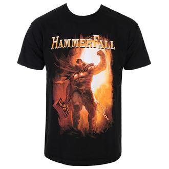 metál póló férfi Hammerfall - Hector - NAPALM RECORDS, NAPALM RECORDS, Hammerfall