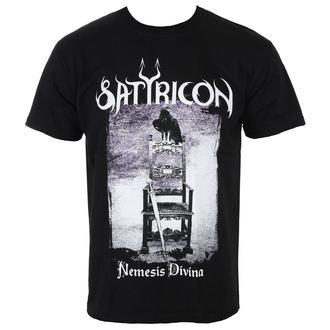 metál póló férfi Satyricon - Nemesis Divina - NAPALM RECORDS, NAPALM RECORDS, Satyricon