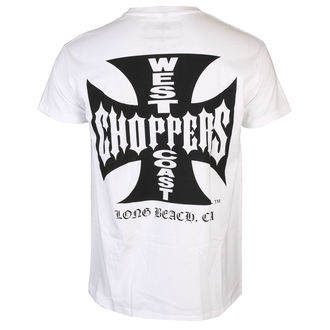 póló férfi - OG CROSS - West Coast Choppers, West Coast Choppers