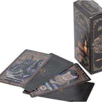 Lisa Parker Tarot kártyák, NNM
