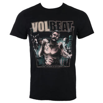 metál póló férfi Volbeat - Seal The Deal Cover - ROCK OFF, ROCK OFF, Volbeat