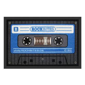 Kazetta Lábtörlő  - Blau - Rockbites, Rockbites