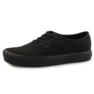 rövidszárú cipő unisex - UA AUTHENTIC LITE (Canvas) Bla - VANS, VANS