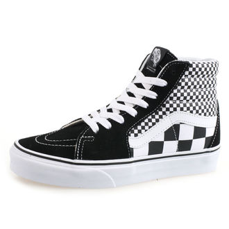 magasszárú cipő unisex - UA SK8-HI (MIX CHECKER) - VANS, VANS