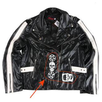 tavaszi/őszi dzseki - Rock Jacket Lacrimas Profundere - ADERLASS, ADERLASS
