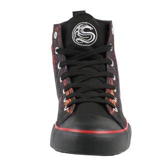 magasszárú cipő férfi - DRAGON FURNACE - SPIRAL, SPIRAL