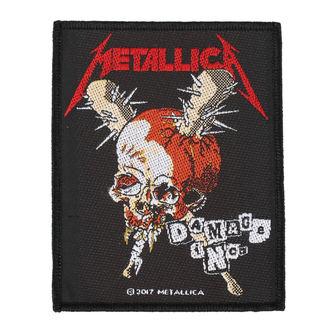 METALLICA Felvarró - DAMAGE - RAZAMATAZ, RAZAMATAZ, Metallica