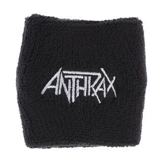 ANTHRAX csuklószorító - LOGO - RAZAMATAZ, RAZAMATAZ, Anthrax