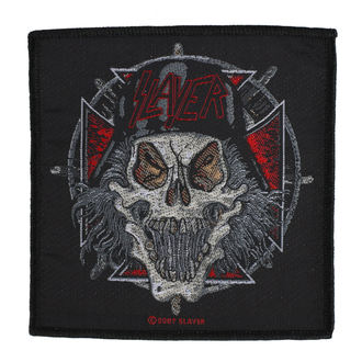 SLAYER felvarró - SLAYTANIC WEHRMACHT - RAZAMATAZ, RAZAMATAZ, Slayer
