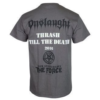 metál póló férfi Onslaught - THE FORCE 30TH ANNIVERSARY - RAZAMATAZ, RAZAMATAZ, Onslaught