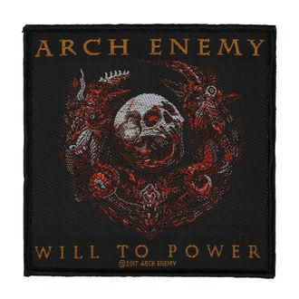 ARCH ENEMY Felvarró - WILL TO POWER - RAZAMATAZ, RAZAMATAZ, Arch Enemy