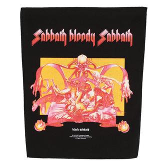 BLACK SABBATH Nagy méretű felvarró - SABBATH BLOODY SABBATH - RAZAMATAZ, RAZAMATAZ, Black Sabbath