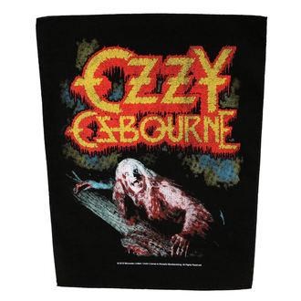 OZZY OSBOURNE Nagy méretű felvarró - BARK AT THE MOON - RAZAMATAZ, RAZAMATAZ, Ozzy Osbourne