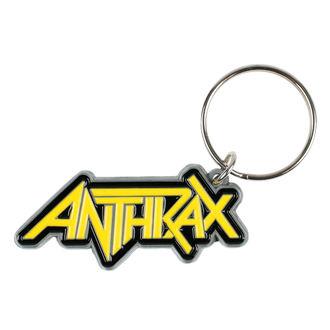 ANTHRAX Kulcstartó - LOGO - RAZAMATAZ, RAZAMATAZ, Anthrax