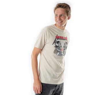 metál póló férfi Metallica - AMPLIFIED - AMPLIFIED, AMPLIFIED, Metallica