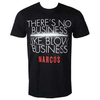 filmes póló férfi Narcos - NO BUSINESS LIKE - PLASTIC HEAD, PLASTIC HEAD