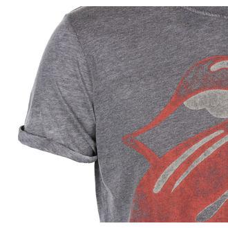 metál póló férfi Rolling Stones - Vintage Tongue Logo - ROCK OFF, ROCK OFF, Rolling Stones