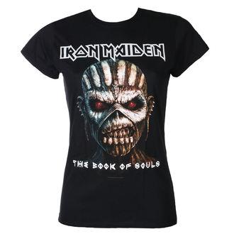 metál póló női Iron Maiden - Book Of Souls - ROCK OFF, ROCK OFF, Iron Maiden