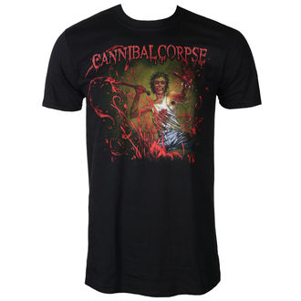 metál póló férfi Cannibal Corpse - RED BEFORE BLACK - PLASTIC HEAD, PLASTIC HEAD, Cannibal Corpse