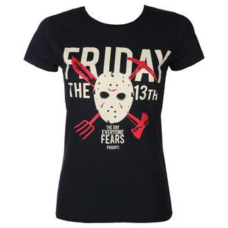 filmes póló női Friday 13th - DAY OF FEAR - PLASTIC HEAD, PLASTIC HEAD