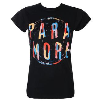 metál póló női Paramore - PAINTING SPIRAL - PLASTIC HEAD, PLASTIC HEAD, Paramore