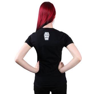 hardcore póló női - Conquer Thy Enemy - Akumu Ink, Akumu Ink