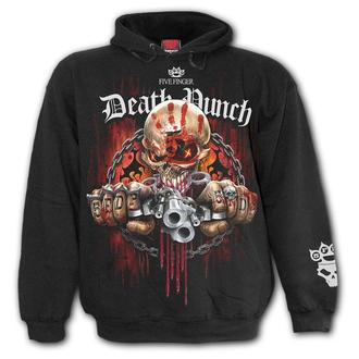 kapucnis pulóver férfi Five Finger Death Punch - Five Finger Death Punch - SPIRAL, SPIRAL, Five Finger Death Punch