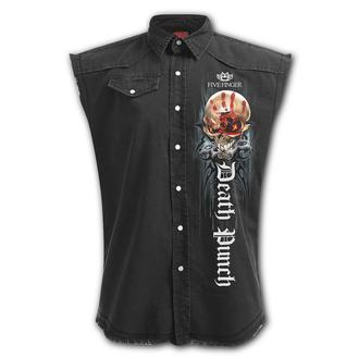 SPIRAL ujjatlan férfi ing - Five Finger Death Punch - JÁTSZMA, MECCS FELETT, SPIRAL, Five Finger Death Punch