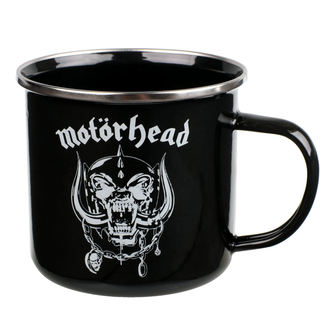 Motörhead Zománc Bögre - Logo, NNM, Motörhead