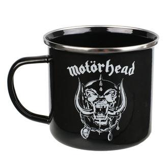 Motörhead Zománc Bögre - Logo, Motörhead