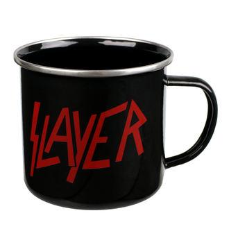 Slayer Zománc Bögre - Logo, Slayer