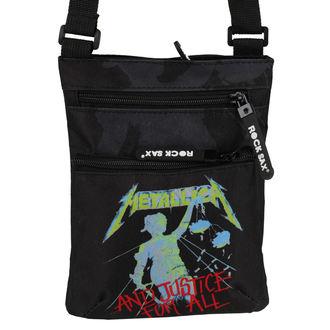 METALLICA Táska - JUSTICE FOR ALL, NNM, Metallica