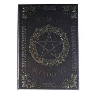 Embossed Book of Shadows Ivy jegyzetfüzet, NNM