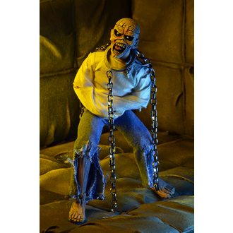 Iron Maiden szobrocska - Eddie - Darab Nak,-nek Elme, NNM, Iron Maiden