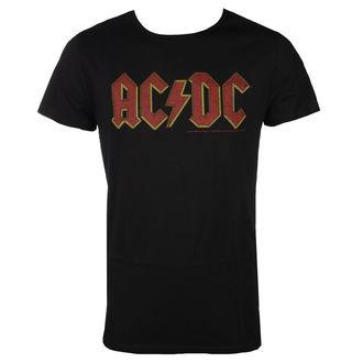 metál póló unisex AC-DC - AMPLIFIED - AMPLIFIED, AMPLIFIED, AC-DC