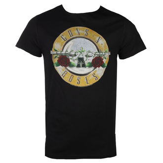 metál póló unisex Guns N' Roses - AMPLIFIED - AMPLIFIED, AMPLIFIED, Guns N' Roses