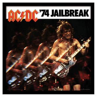 AC  /  DC Keretezett poszter - (&&string0&&) - PYRAMID POSTERS, PYRAMID POSTERS, AC-DC