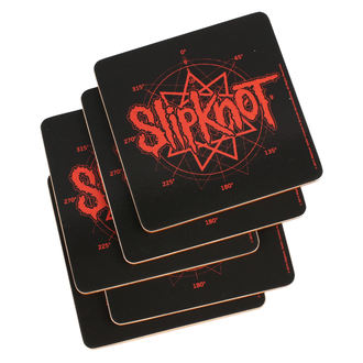 SLIPKNOT poháralátét - ROCK OFF, ROCK OFF, Slipknot