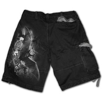 SPIRAL Férfi rövidnadrág - BAT CURSE, SPIRAL