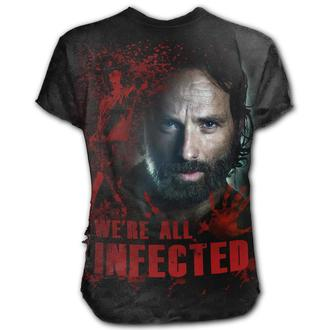 filmes póló férfi The Walking Dead - RICK - SPIRAL, SPIRAL
