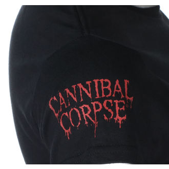 metál póló női Cannibal Corpse - FOETUS BLOOD SPLATTER - PLASTIC HEAD, PLASTIC HEAD, Cannibal Corpse
