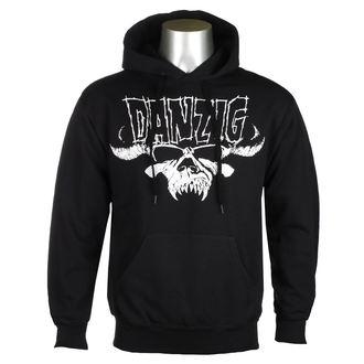 kapucnis pulóver férfi Danzig - CLASSIC LOGO - PLASTIC HEAD, PLASTIC HEAD, Danzig